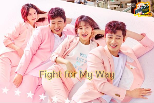 มาสนุกไปกับซีรี่ย์ตามความฝัน เรื่อง Fight for My Way ซีรีย์ใหม่ Netflix ซีรีย์เกาหลี ซีรีย์ฝรั่ง รีวิวซีรีย์อัพเดทซีรีย์ใหม่ Netflix ซีรีย์ที่ได้รับความนิยม รีวิวซีรีย์
